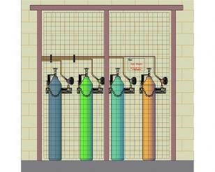 Tüp Odası Tasarım ve Uygulamaları, Oksijen Tüp Odası